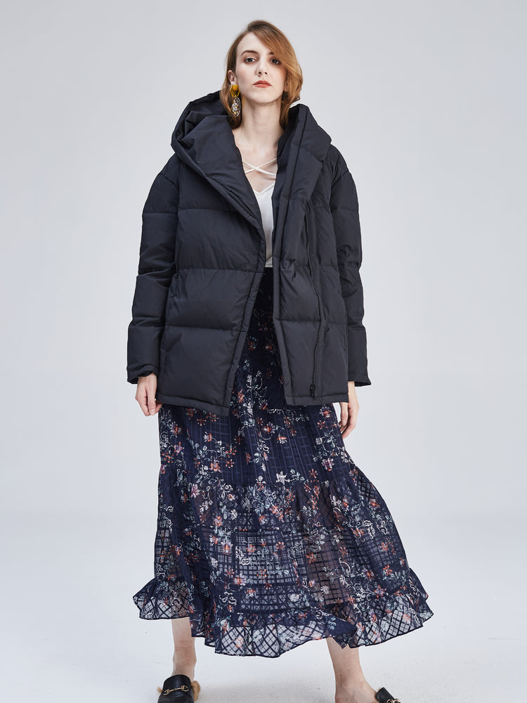Tommy Puffer Jacket - MsHEM women clothing