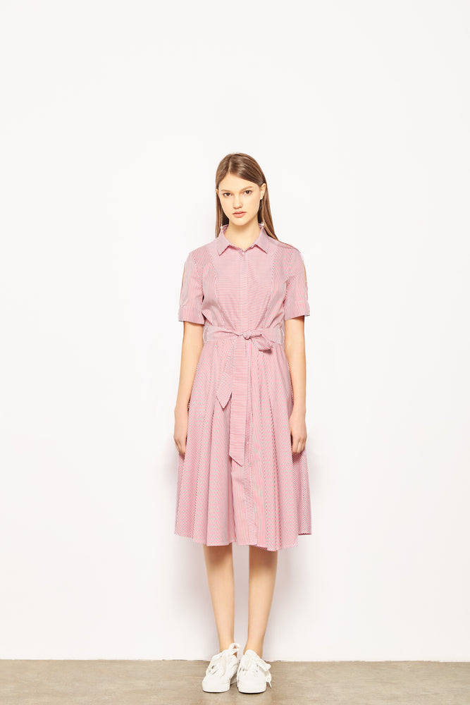 Pink Alice Dress - MsHEM