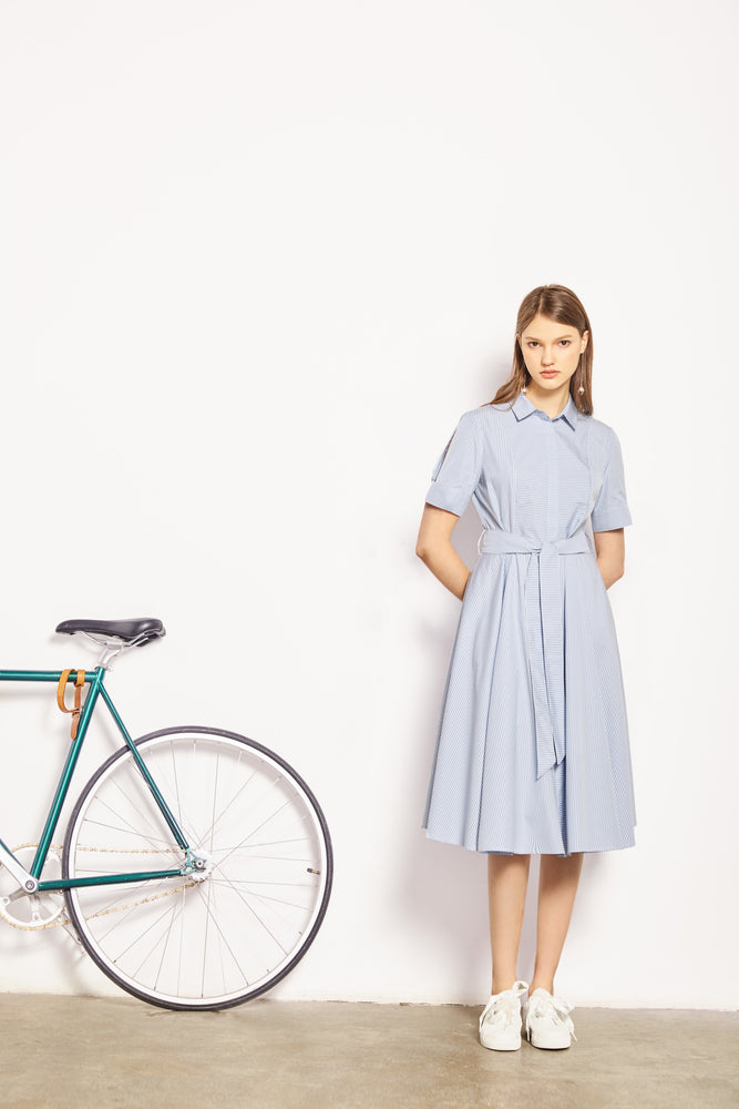 Blue Alice Dress