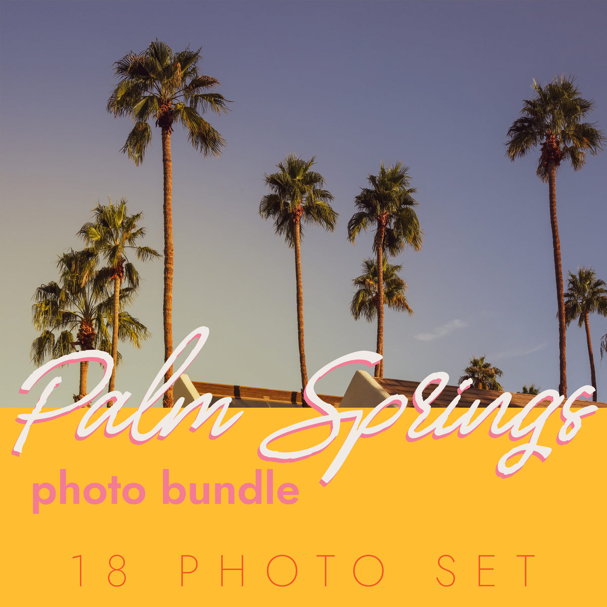 Palm Springs Photo Bundle