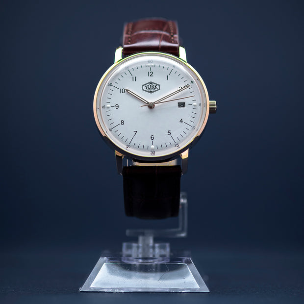 The Heritage Ladies Rose Gold