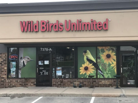 Wild Birds Unlimited Arvada Colorado