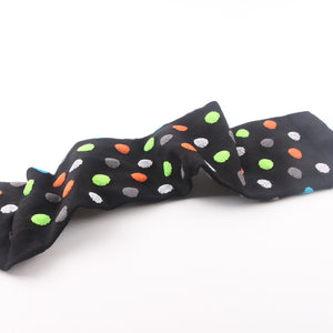 Multi Polka Dot Compression Socks - Kit Carson Accessories