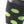 Load image into Gallery viewer, Black With Green Dots Compression Socks - Kit Carson Accessories