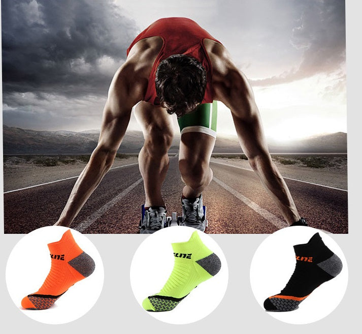 Sports Running Socks - Kit Carson Accessories