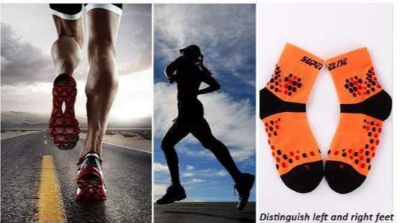 OVER THE ANKLE CYCLING & HIKING SOCKS Sports Socks - Kit Carson Accessories