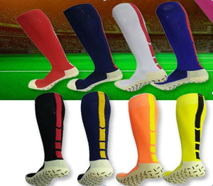 Soccer Socks with Grippers to Help Control Sports Socks - Kit Carson Accessories