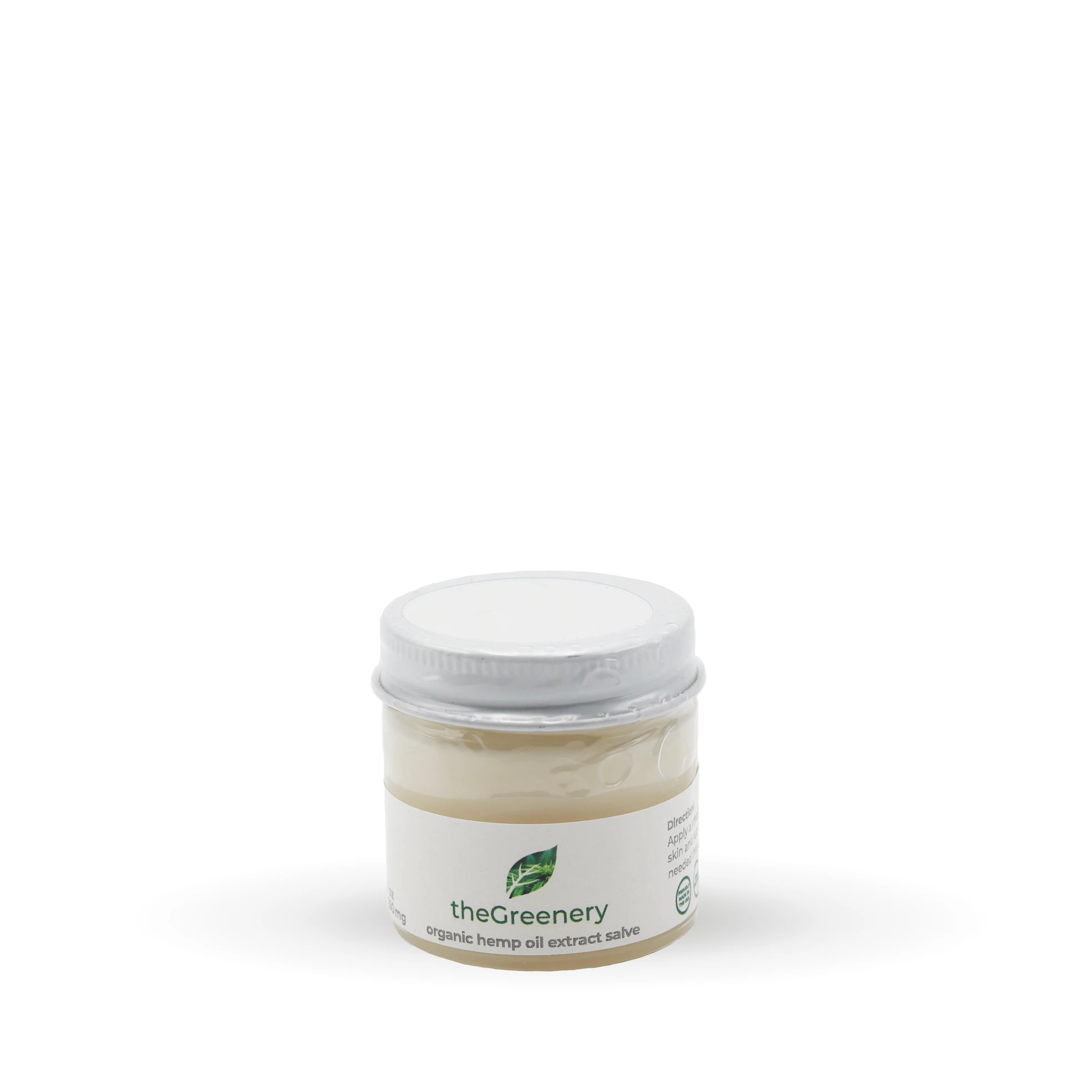 Organic Hemp Oil Extract Salve