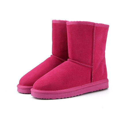 Classic Winterberry Winter Snow Boots