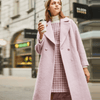 Winter Alpaca Wool Coat