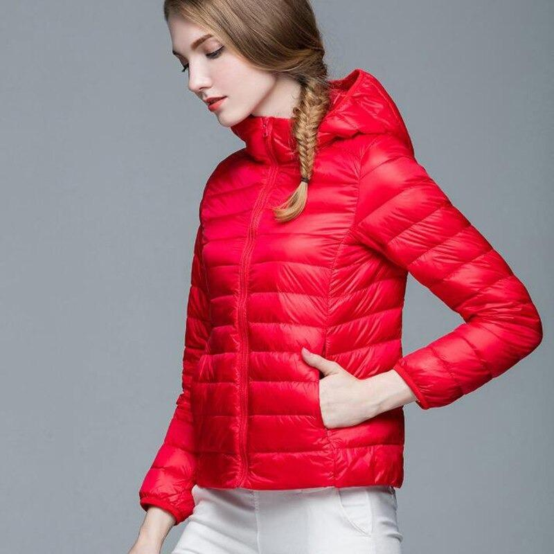 Travel Light Puffer Down Jacket