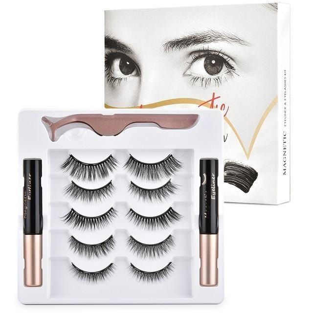 Glametic Magnetic Eye Lashes
