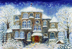 """The Christmas House"" Advent Calendar"