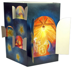 """Light in the Lantern"" Advent Calendar (French edition)"