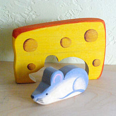 Mouse with Cheese Puzzle
