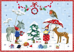 """Pippa & Pelle in the Snow"" Advent Calendar"