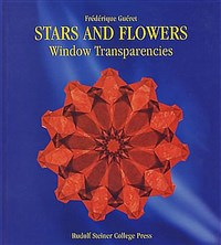Stars and Flowers Window Transparencies by Frédérique Guéret