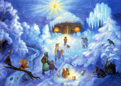 """Christmas Night"" Advent Calendar"