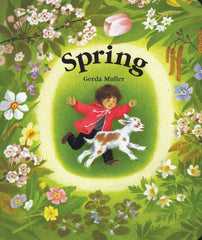 Spring (book) by Gerda Muller