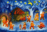 """Children are Coming"" Advent Calendar"