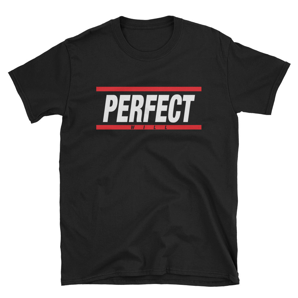 Perfect Will Tee (Red Bar)