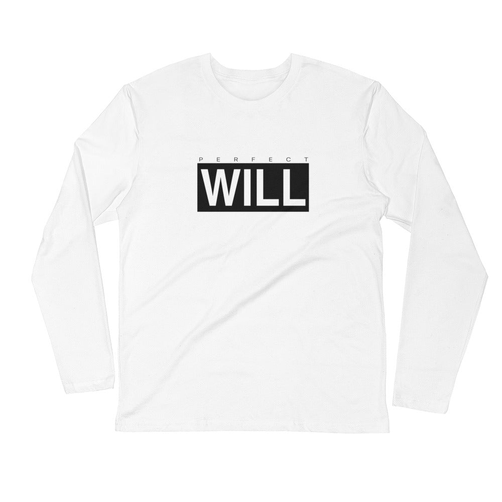 WILL Long Sleeve Tee