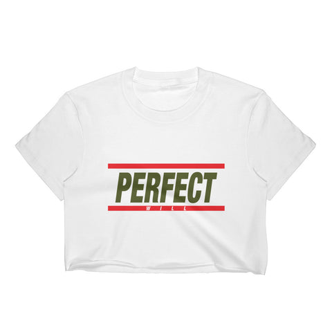 Women's Perfect Crop Top