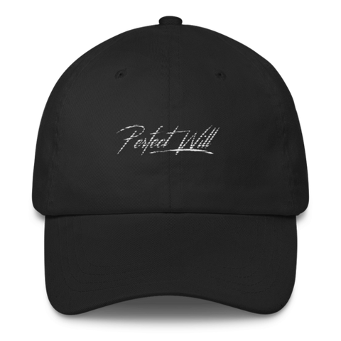 Black Signature Hat