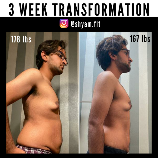"""Lazy diet"" case study client shout out"