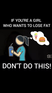 Wanting to lose fat as a woman