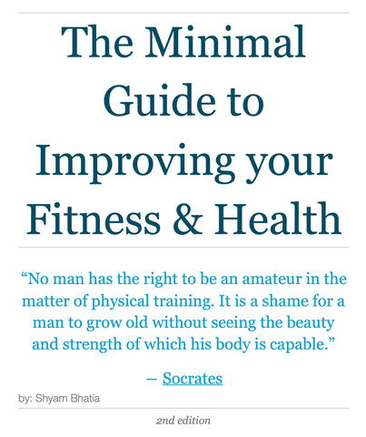The Minimal Fitness Guide