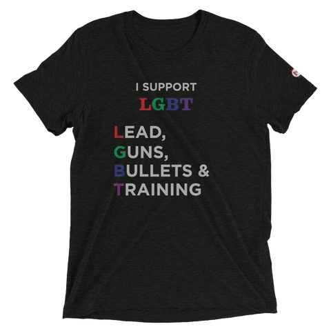 Lead, Guns, Bullets and Training