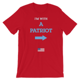 I'm With a Patriot - Right Arrow