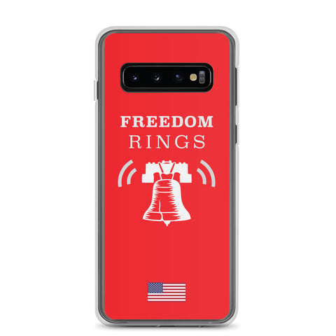 Freedom Rings - Red - Galaxy S10/+/e