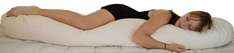 The Original Sleeping Bean Body Pillow