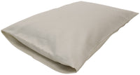Cotton Sateen Pillow Cover Japanese Natural