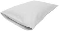 Cotton Sateen Pillow Cover Japanese White