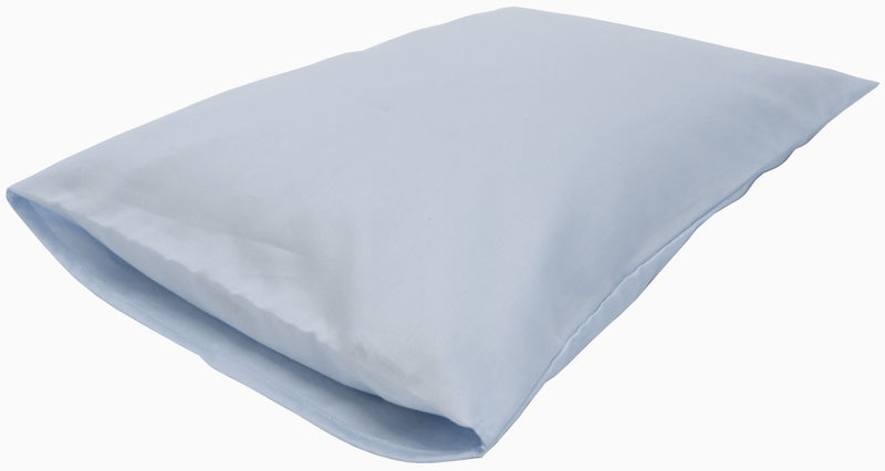 Cotton Sateen Pillow Cover Japanese Blue