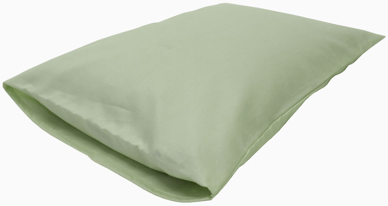Cotton Sateen Pillow Cover Japanese Sage