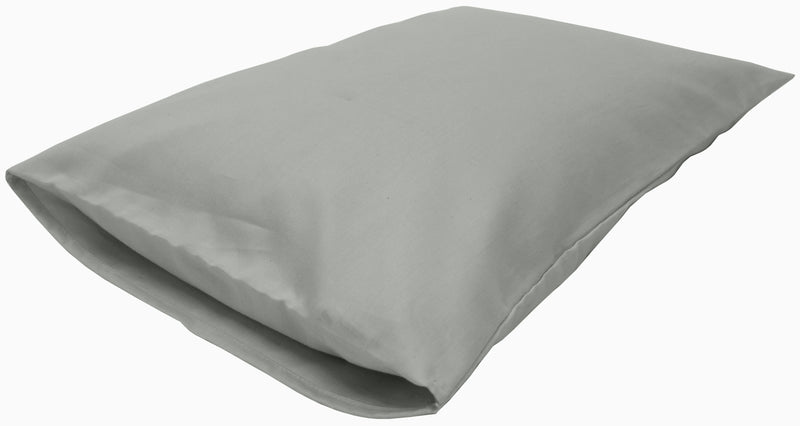 Cotton Sateen Pillow Cover Japanese Gray