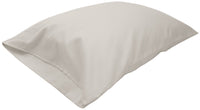 Cotton Sateen Pillow Cover Standard Natural