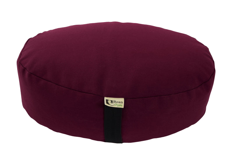 Organic Zafu Meditation Cushion