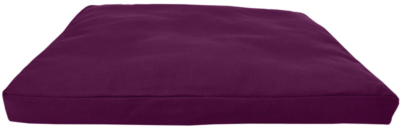 Zabuton Meditation Base Cushion 100% Cotton + Washable Cover