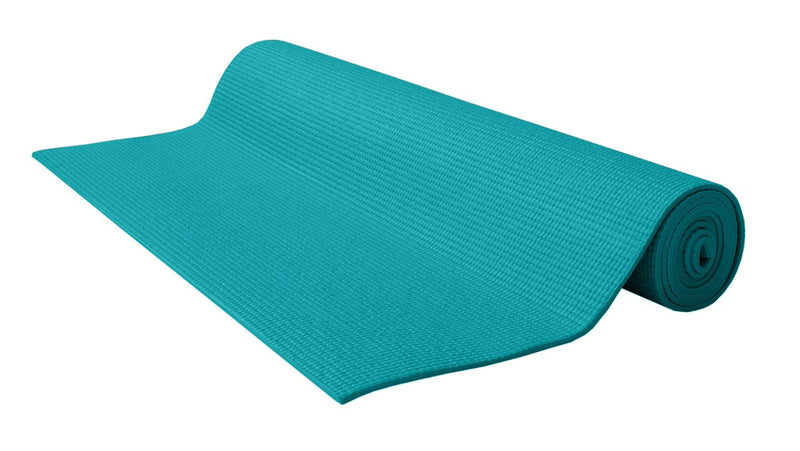 Adult Yoga Monster Mat Teal