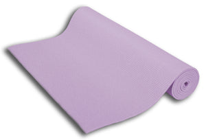 Adult Yoga Monster Mat Lilac Purple