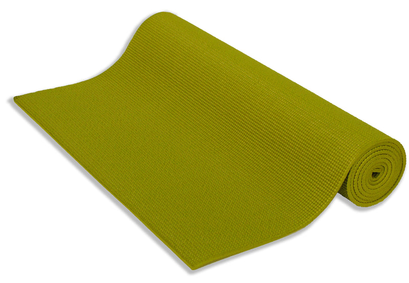 Adult Yoga Monster Mat Olive Green