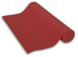 Adult Yoga Monster Mat Red