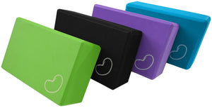 Foam Yoga Block Group