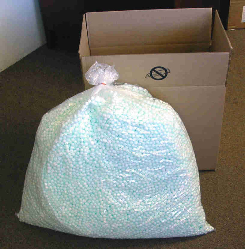 Bean Bag Chair Recycled Polystyrene Beads