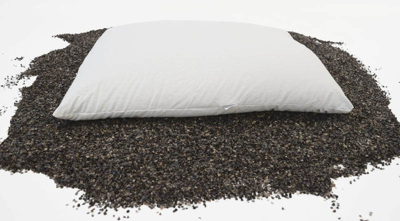 buckwheat hull pillow organic